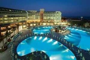 Amelia Beach Resort Hotel Kizilot