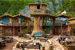 Kadir`s Tree Houses Olympos